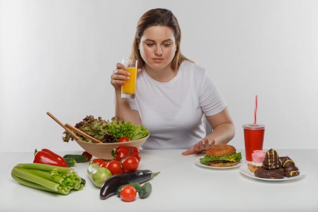 食生活 改善